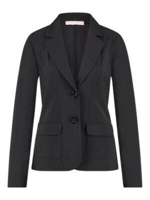 studio anneloes clean blazer black travel qualiteit dames kleding