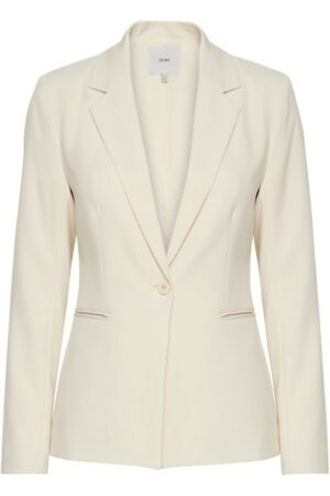 ichi blazer lexi tapioca off white dames kleding cobert