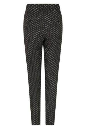 zoso broek karin black sand trousers pants zwart zand dames kleding