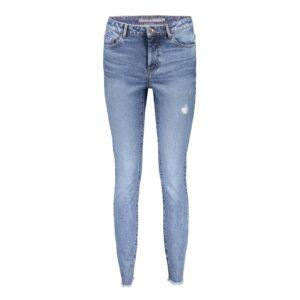 geisha skinny jeans denim dames kleding spijkerbroek blauw
