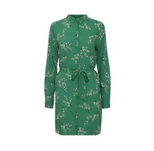 ichi jurk tuniek vera amazon green dames kleding groen dress