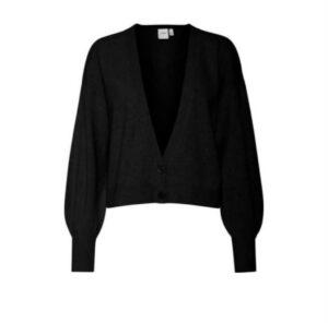 ichi vest alpa black zwart dames kleding
