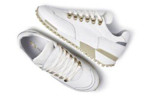 via vai sneakers giulia bold wit white beige