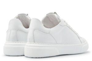 via vai sneakers Juno uni wit white dames schoenen