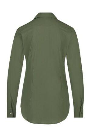 studio anneloes poppy blouse green groen dames kleding