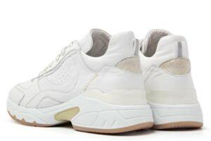 via vai sneakers zaira flynn wit white dames schoenen