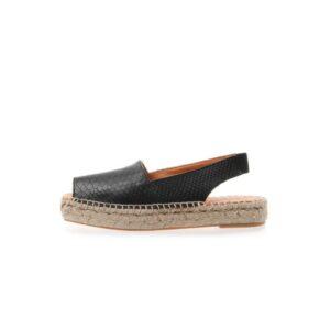 via vai colima nero maya eve espadrilles black zwart dames schoenen
