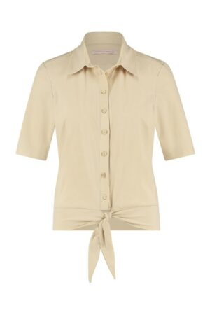 studio anneloes pippa blouse sahara sand zand dames kleding
