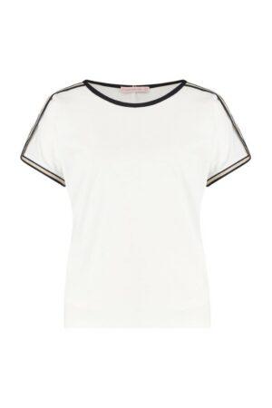 studio anneloes shy shirt off white dames kleding top