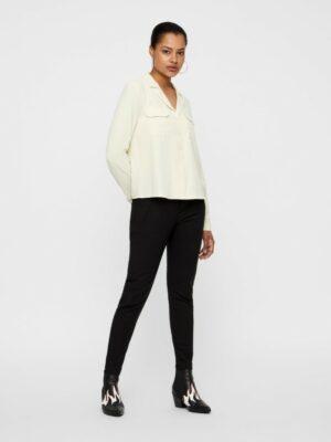 vero moda victoria ankle pants black zwart pantelon broek