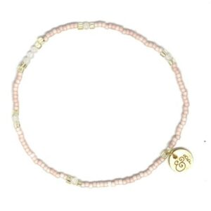 bits and pieces webshop collect beautiful moments rose quartz bracelet armband gemstone edelsteen