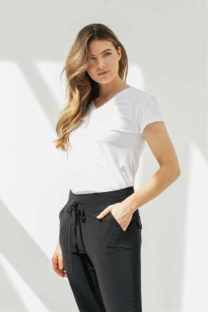 studio anneloes roller shirt white wit dames kleding t-shirt