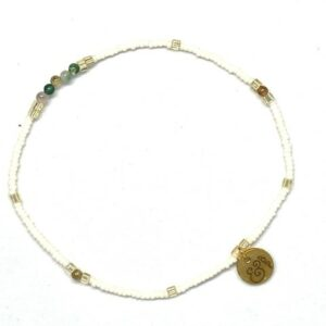 bits and pieces webshop india agate gemstone bracelet armband edelsteen